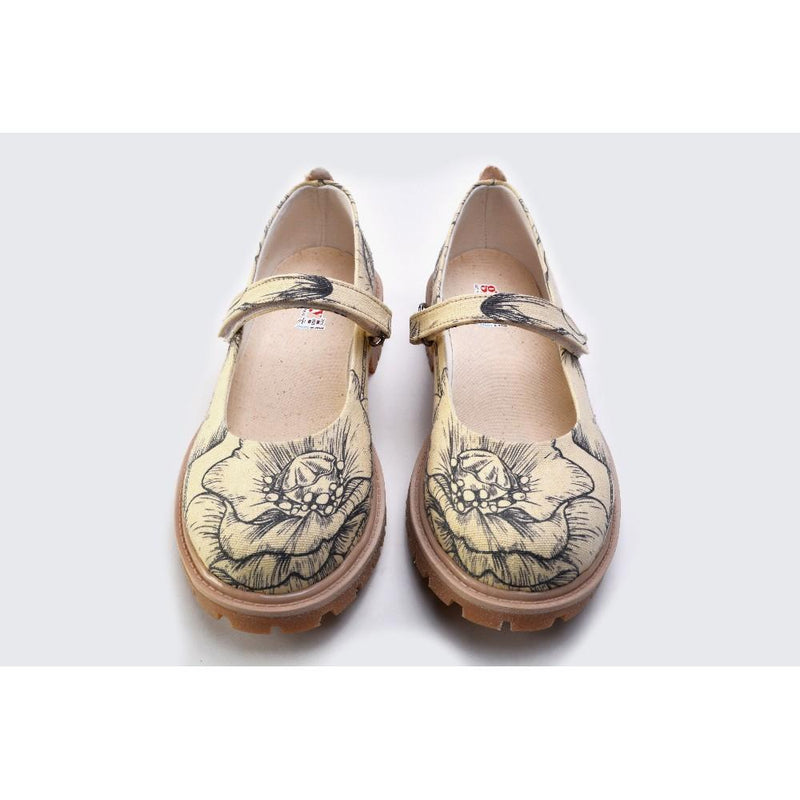 Ballerinas Shoes KB601 (2272946946144)