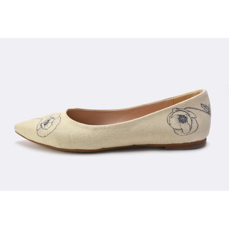 Ballerinas Shoes KB902 (2272948387936)