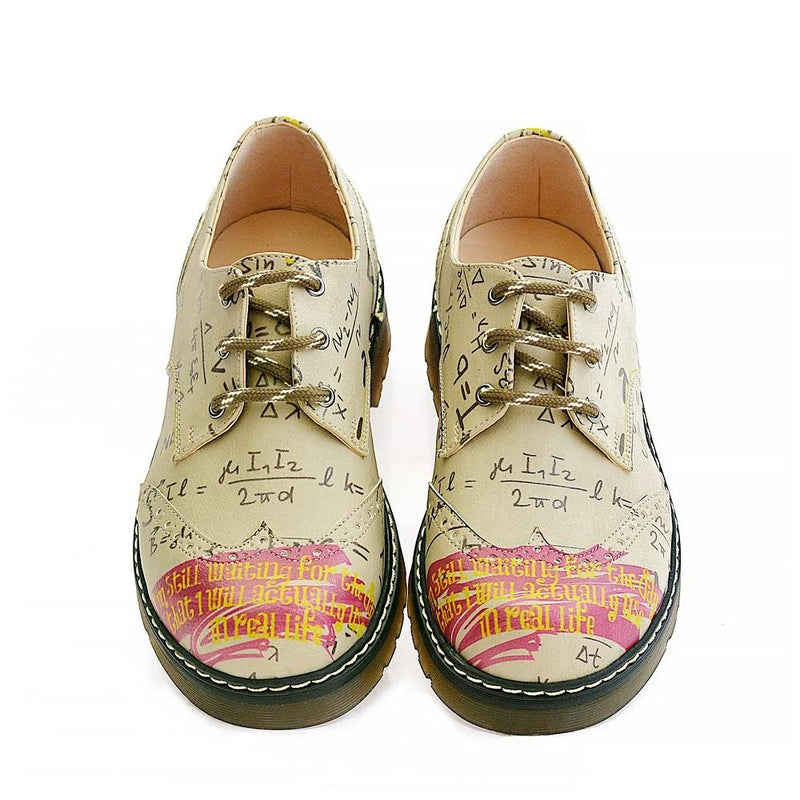 Formulas Oxford Shoes MAX108 (1421195837536)