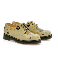 Meow Oxford Shoes MAX109