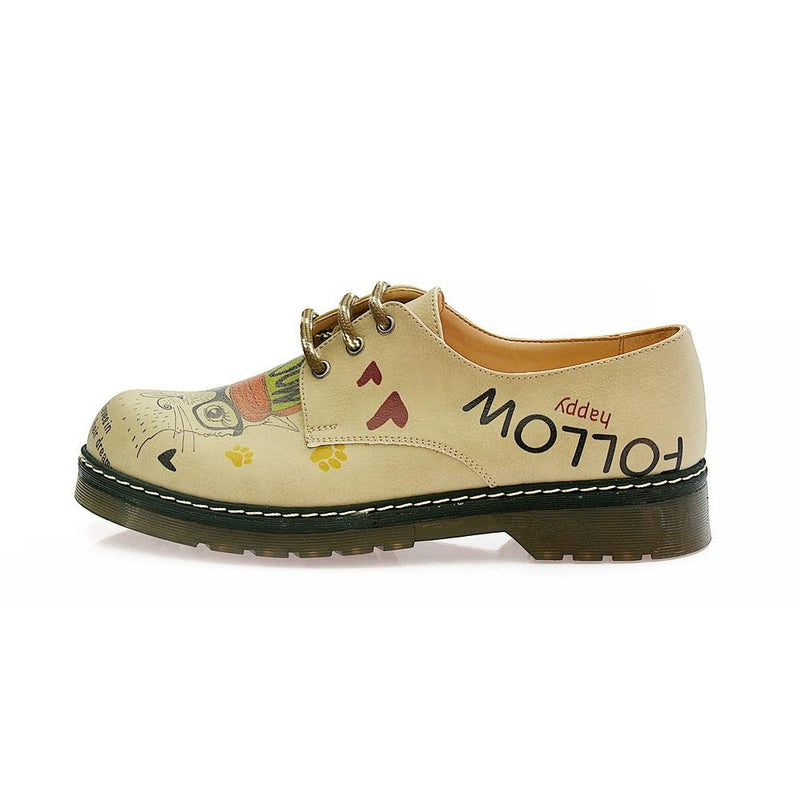 Meow Oxford Shoes MAX109 (1421195935840)