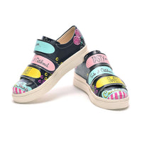 Candy Shop Slip on Sneakers Shoes NAC109