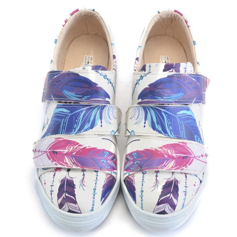 Slip on Sneakers Shoes NAC115 (770202861664)