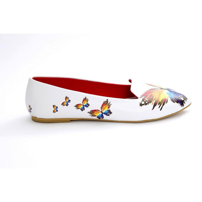 Butterfly Ballerinas Shoes NBL220 (770203091040)