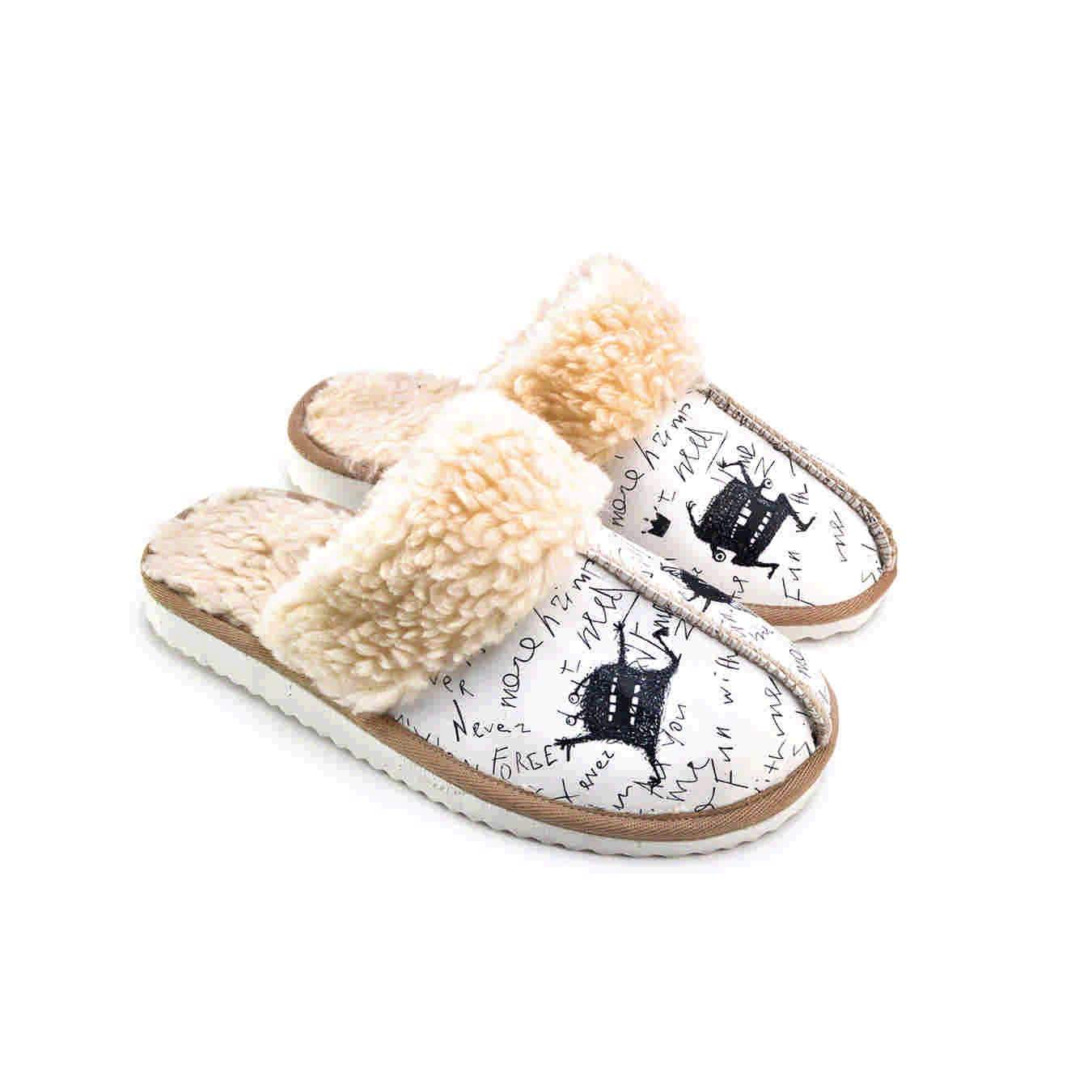 Shearling Slipper NCT113