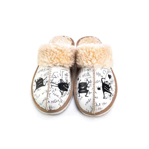 NFS Shearling Slipper NCT113