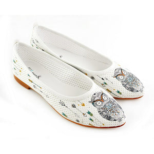 Ballerinas Shoes NDB101, Goby, NEEFS Ballerinas Shoes