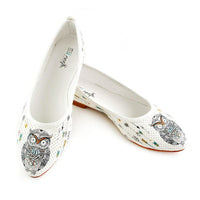 Ballerinas Shoes NDB101