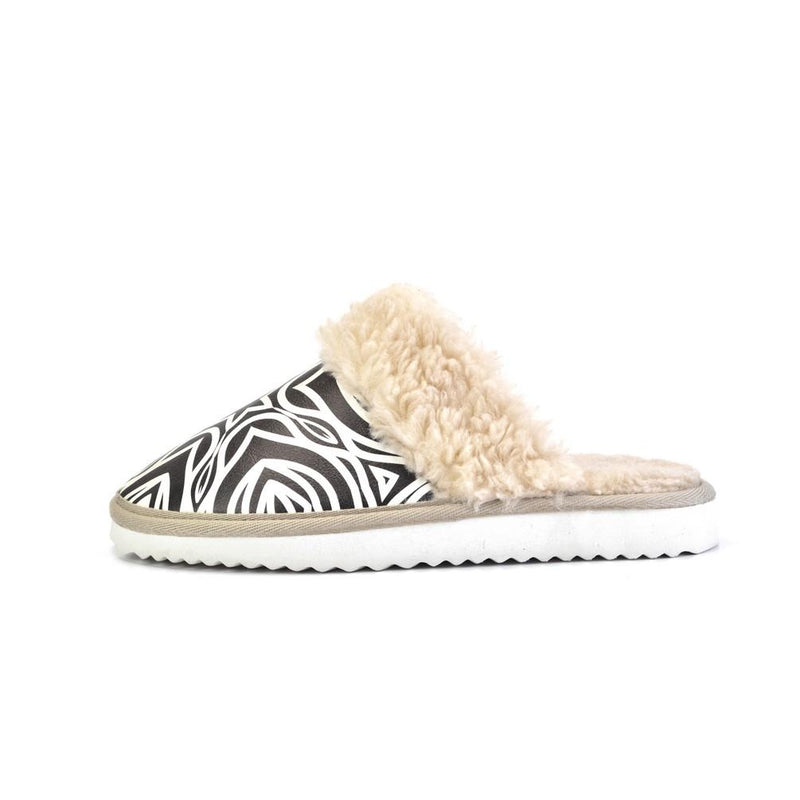 Shearling Slipper NDT108 (770205646944)