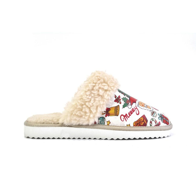 Shearling Slipper NDT109 (770205679712)
