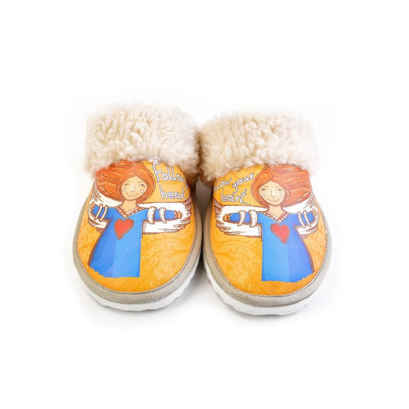 Shearling Slipper NDT112 (770205778016)