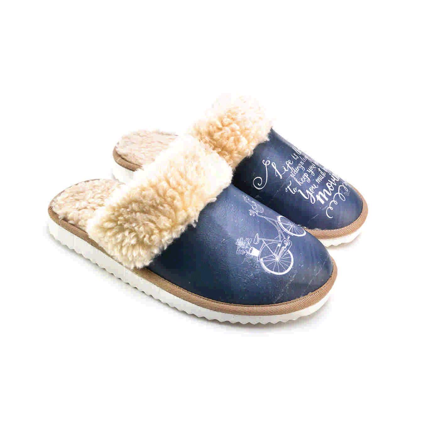 Shearling Slipper NDT114