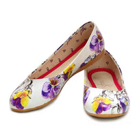 Flowers Ballerinas Shoes NFS1000 (770205876320)