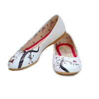 Couple in Love Ballerinas Shoes NFS1001