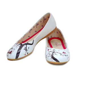 NFS Couple in Love Ballerinas Shoes NFS1001