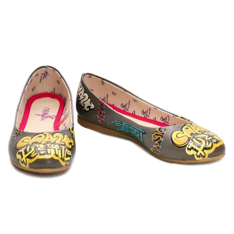 Street Ballerinas Shoes NFS1003 (770206007392)