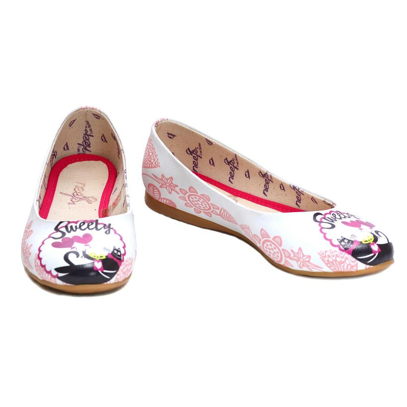 Sweety Ballerinas Shoes NFS1004 (770206040160)
