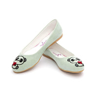 Panda Ballerinas Shoes NFS201 (770206171232)
