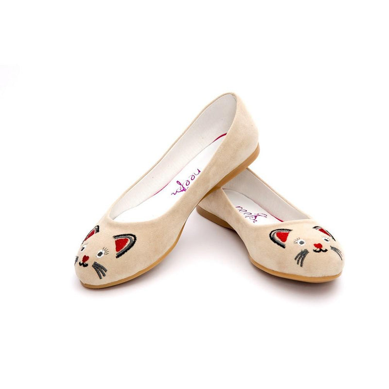 Cat Ballerinas Shoes NFS208 (770206728288)