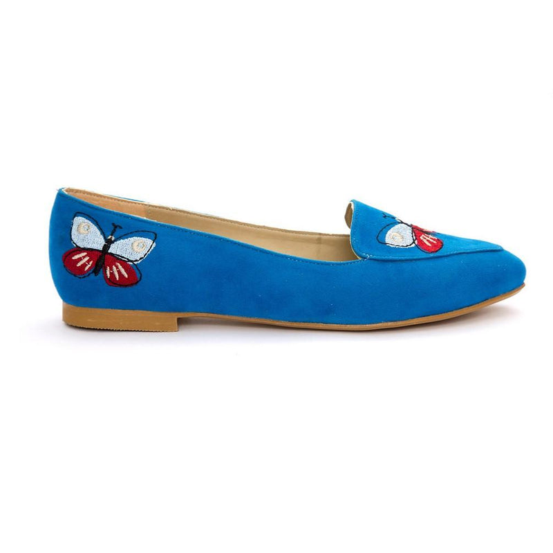Butterfly Ballerinas Shoes NFS301 (770207449184)