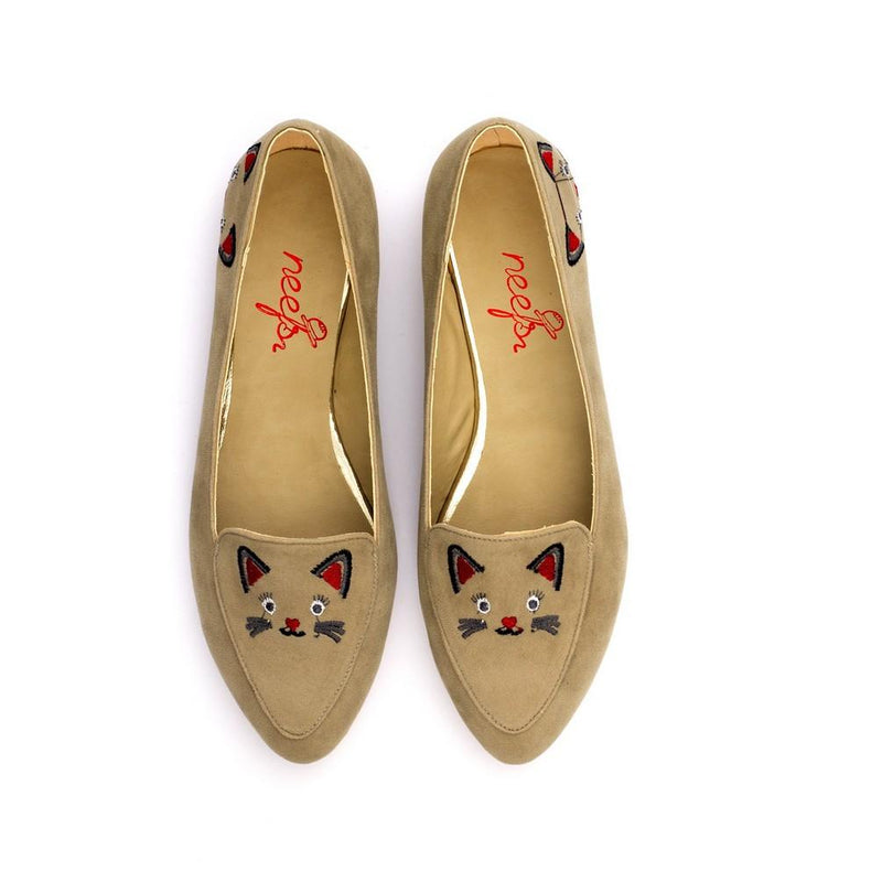 Cat Ballerinas Shoes NFS304 (770207645792)