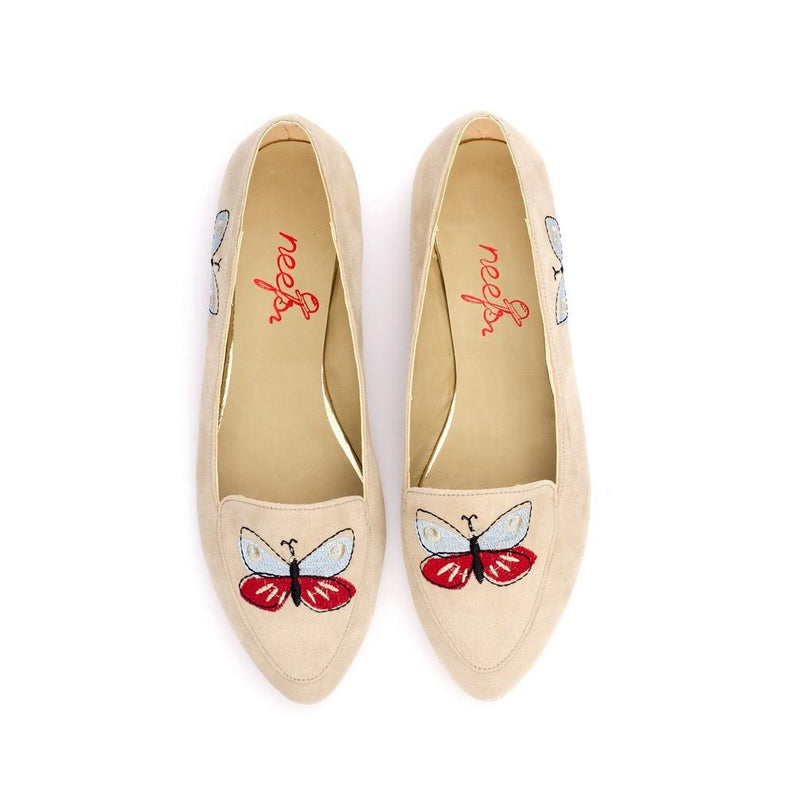 Butterfly Ballerinas Shoes NFS308 (770207875168)