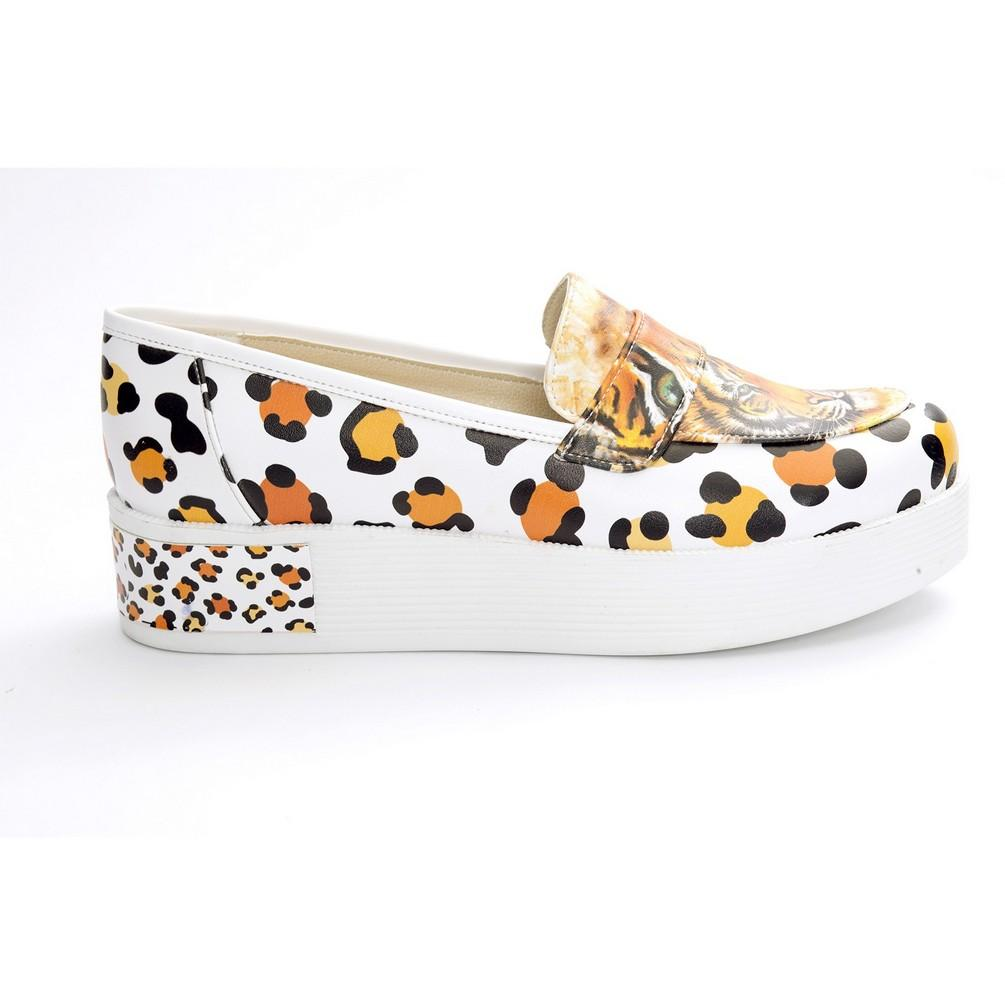 Tiger Slip on Sneakers Shoes NFS504