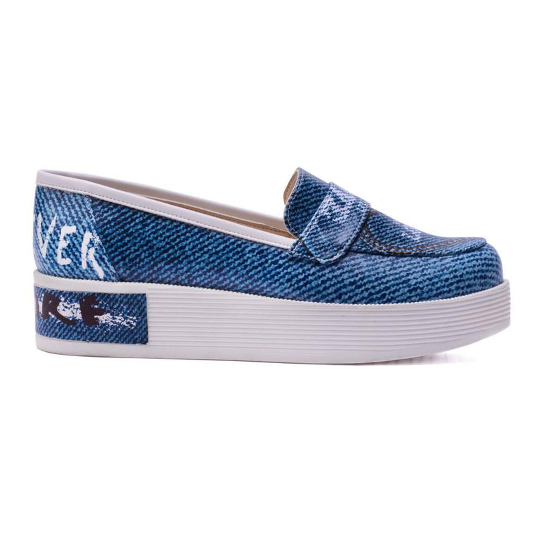 Forever Love Slip on Sneakers Shoes NFS506 (770208202848)