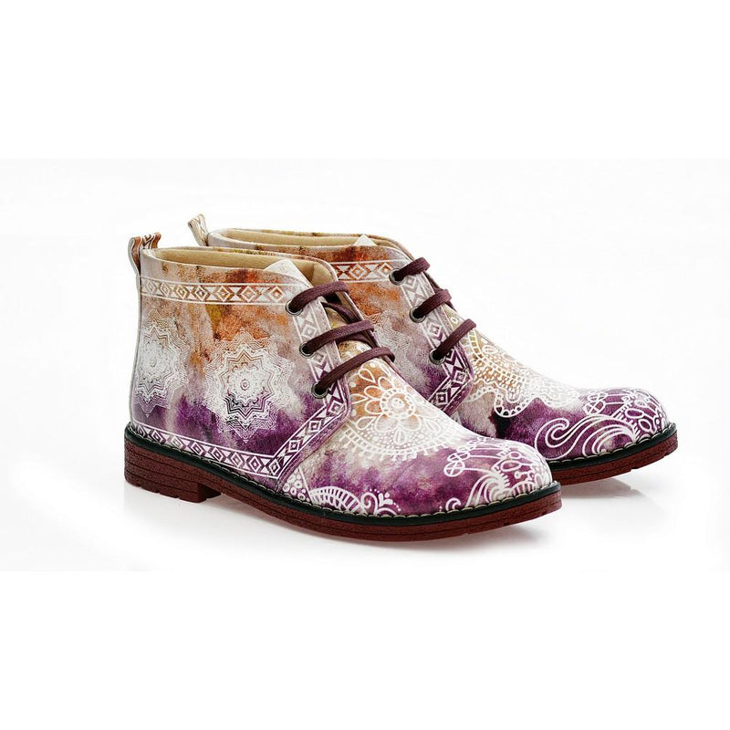 Indian Ankle Boots NHP106 (770209742944)