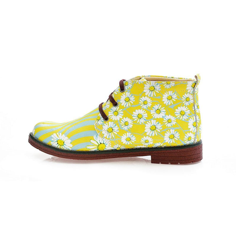 Daisy Ankle Boots NHP109 (770209906784)