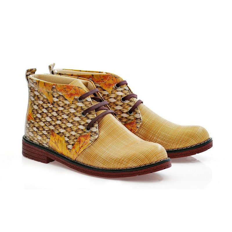 Autumn Ankle Boots NHP112 (770210070624)