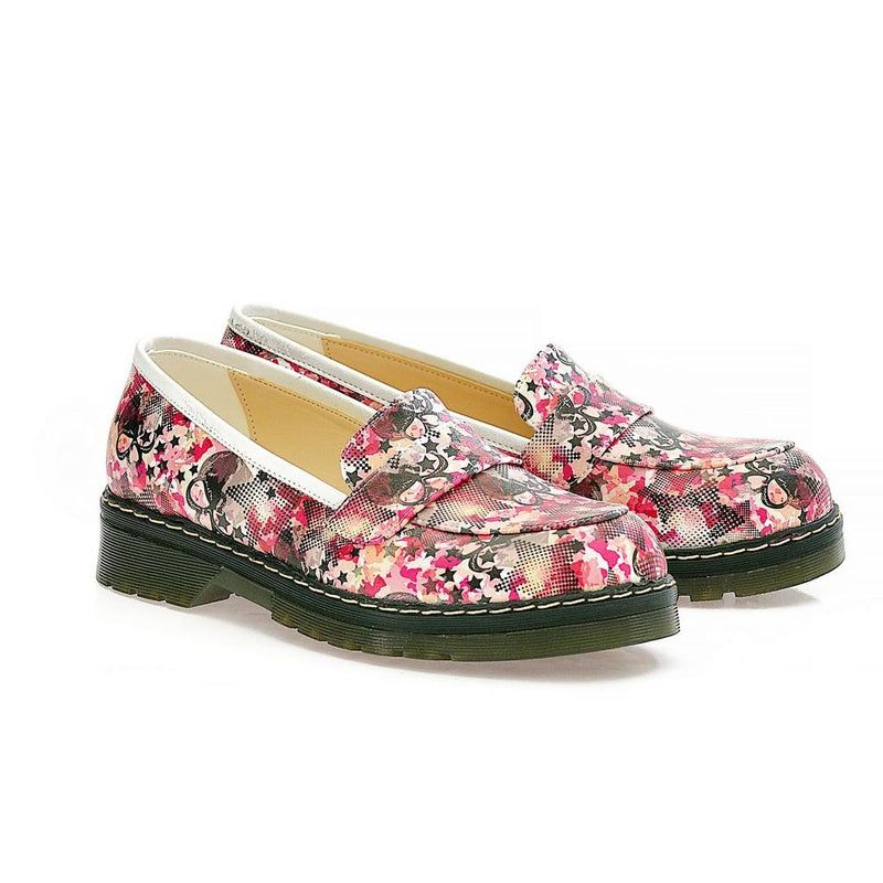 Stars Oxford Shoes NMOX104 (770212888672)