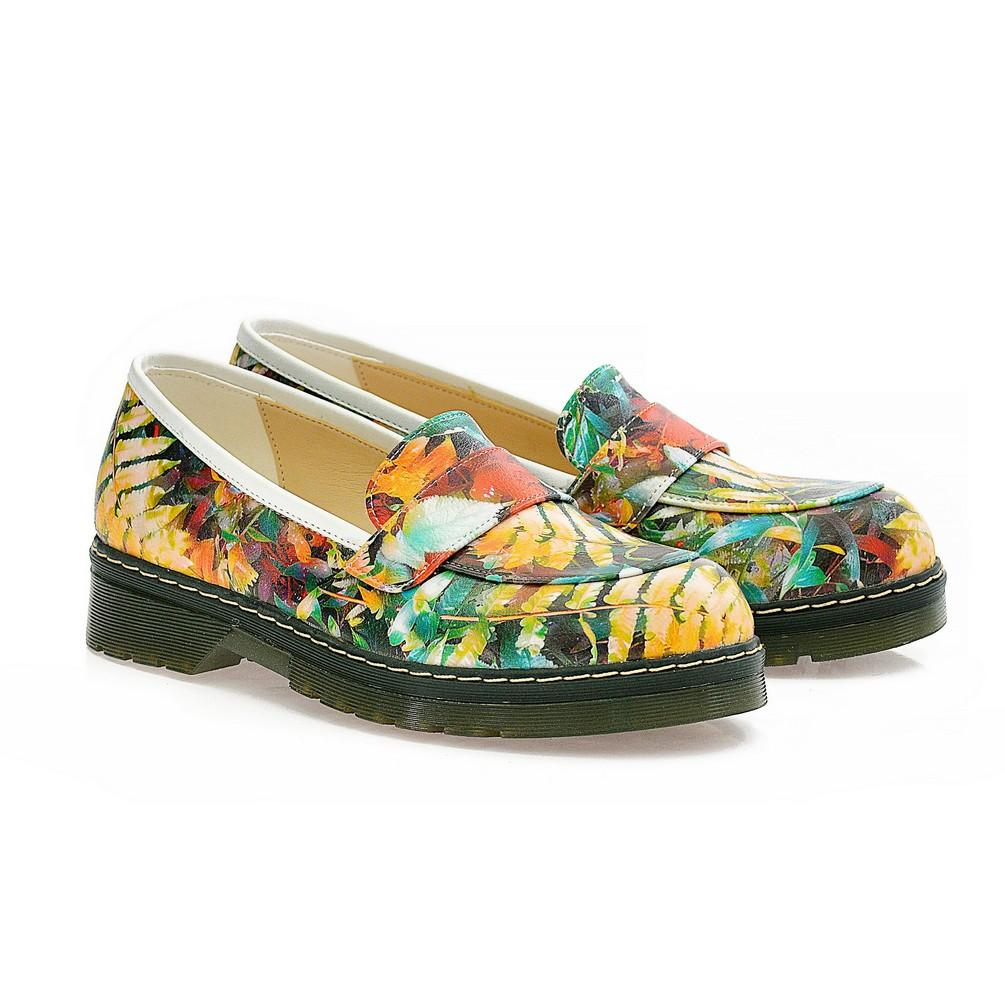 Flowers Oxford Shoes NMOX105 - Goby NFS Oxford Shoes