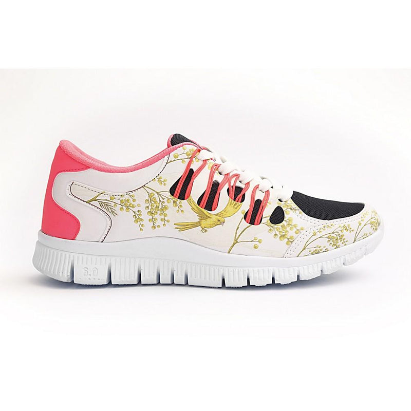 Golden Birds Flexible Sport Shoes NPS104 (770213544032)