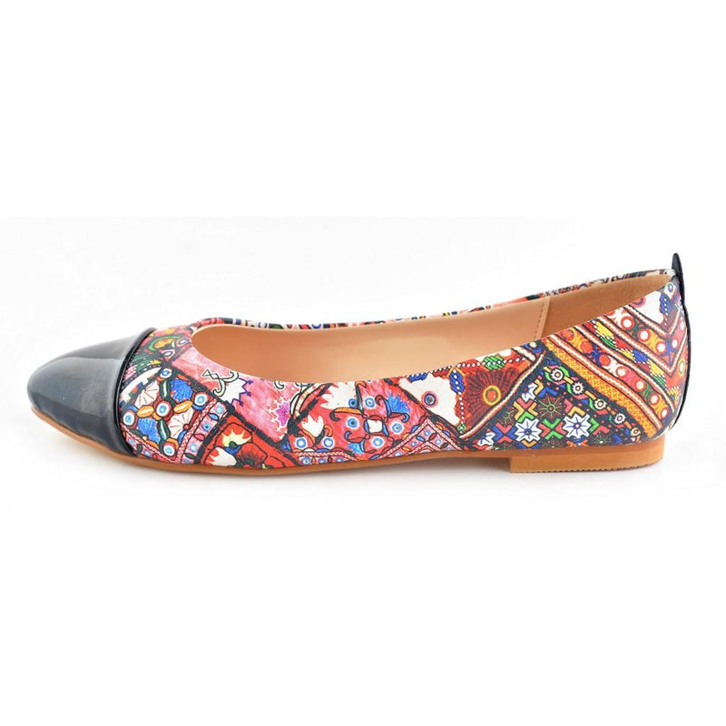 Ballerinas Shoes NRG103 (770213773408)