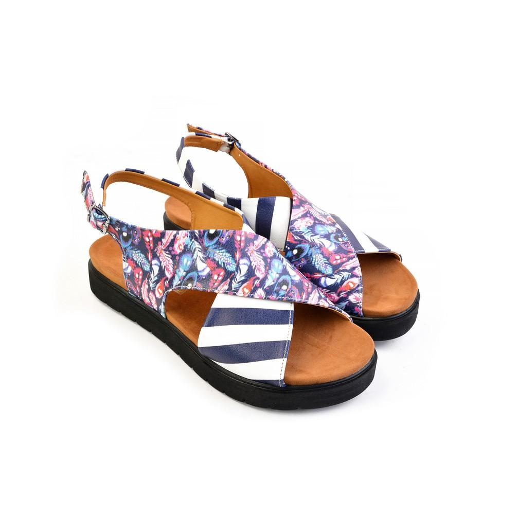 Casual Sandals NSN105, Goby, NEEFS Casual Sandals