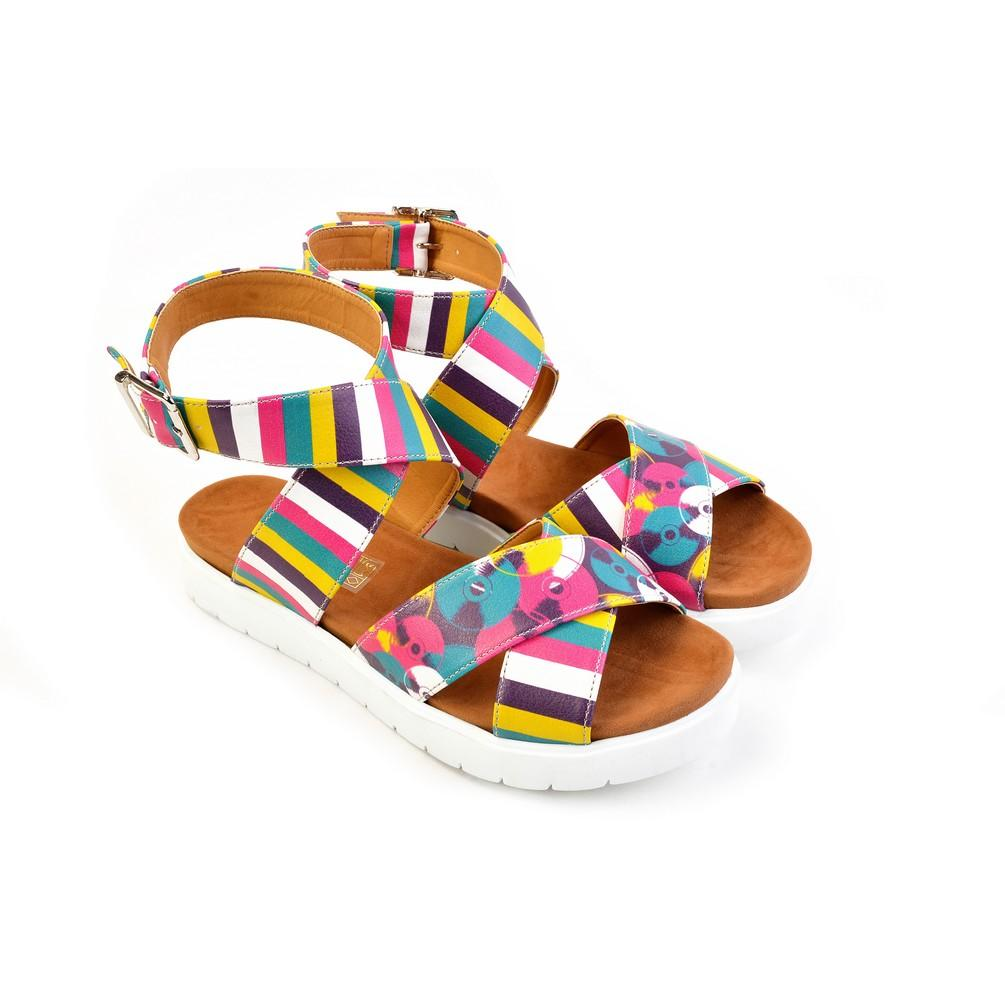 Casual Sandals NSN204, Goby, NEEFS Casual Sandals