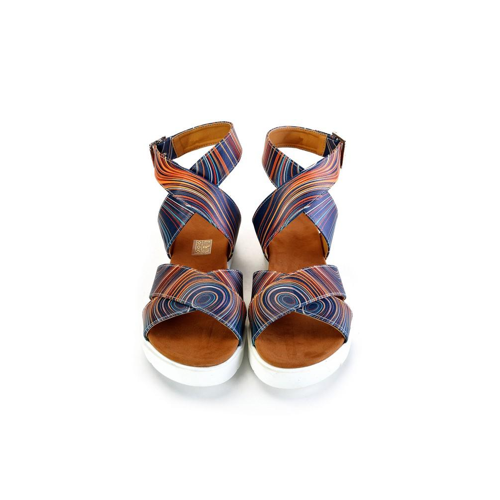 Casual Sandals NSN208, Goby, NEEFS Casual Sandals