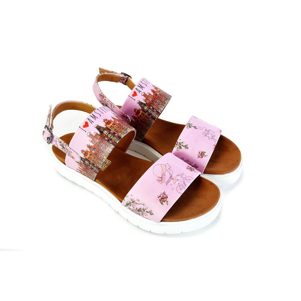 Casual Sandals NSN311, Goby, NEEFS Casual Sandals