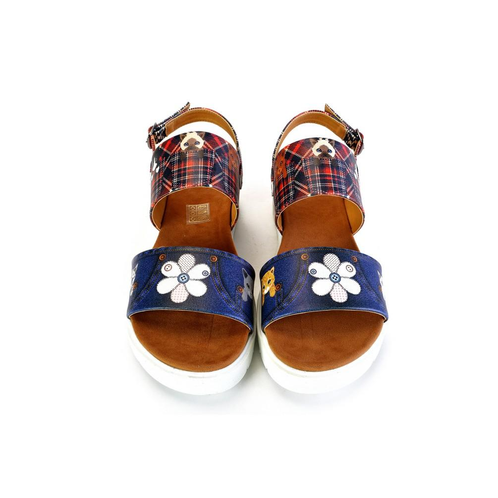 Casual Sandals NSN312, Goby, NFS Casual Sandals