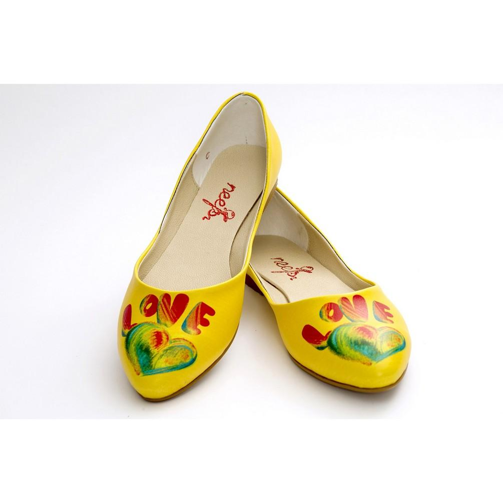 Love Ballerinas Shoes NSS352