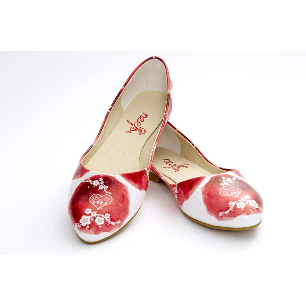 Love Ballerinas Shoes NSS355