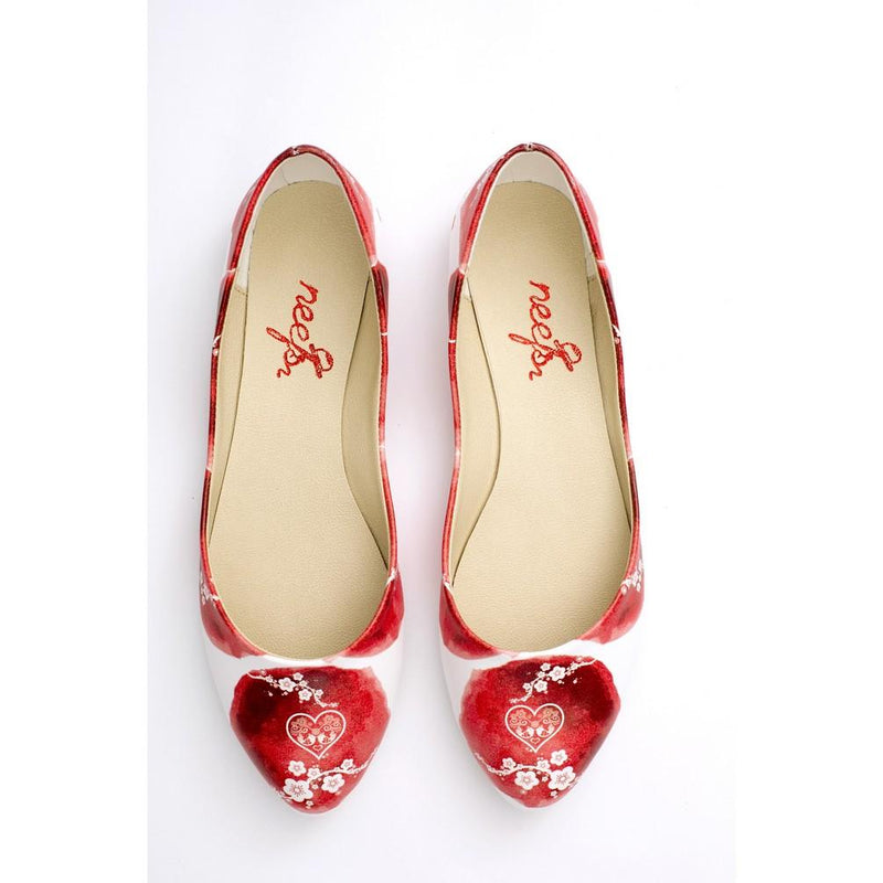 Love Ballerinas Shoes NSS355 (770221572192)