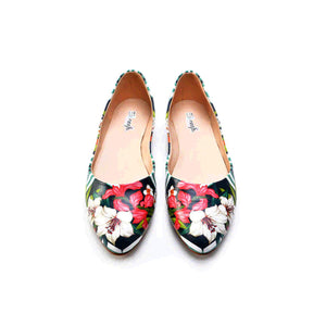 Colored Ballerinas Shoes NSS362, Goby, NFS Ballerinas Shoes