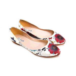 Colored Ballerinas Shoes NSS364, Goby, NFS Ballerinas Shoes