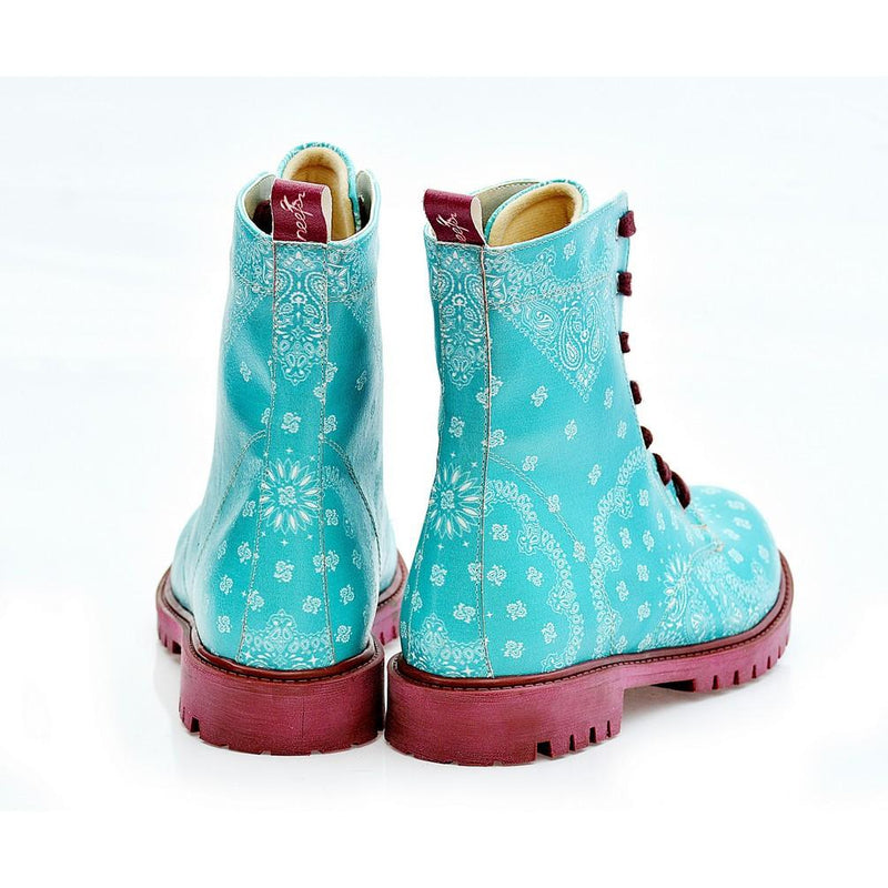 Pattern Long Boots NTM1007 (770215542880)