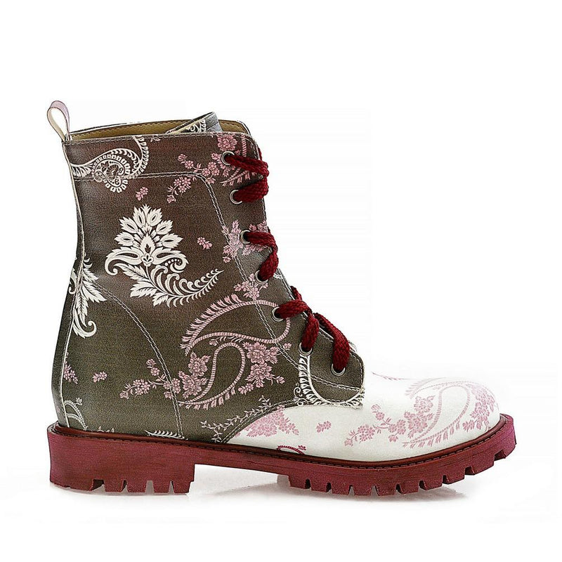 Pattern Long Boots NTM1014 (770215837792)