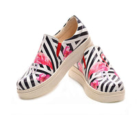 Flamingo Slip on Sneakers Shoes NVN101