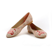 Flamingo Ballerinas Shoes NVR203 (770217181280)