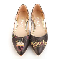 Cupcake Ballerinas Shoes OMR7006